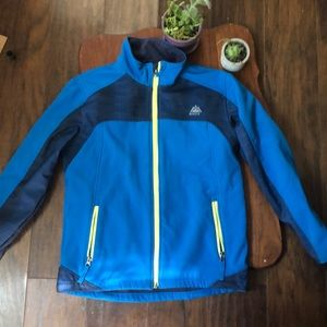 Snozu jacket soft shell